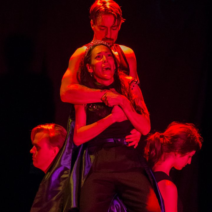 Brave Spirits Theatre. Antony and Cleopatra. Directed by Charlene V. Smith. Photo by Claire Kimball.