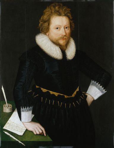 Portrait of John Fletcher, Wikimedia Commons
