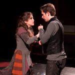 Jenna Berk as Annabella and Danny Cackley as Giovanni
