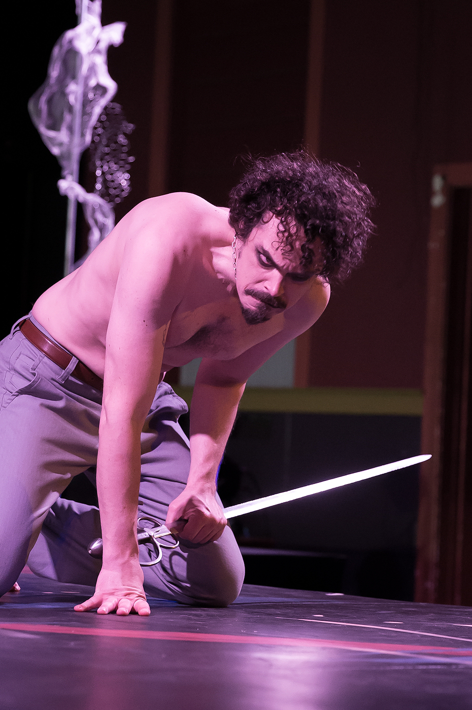 BST's 'Tis Pity She's a Whore; photo by Claire Kimball